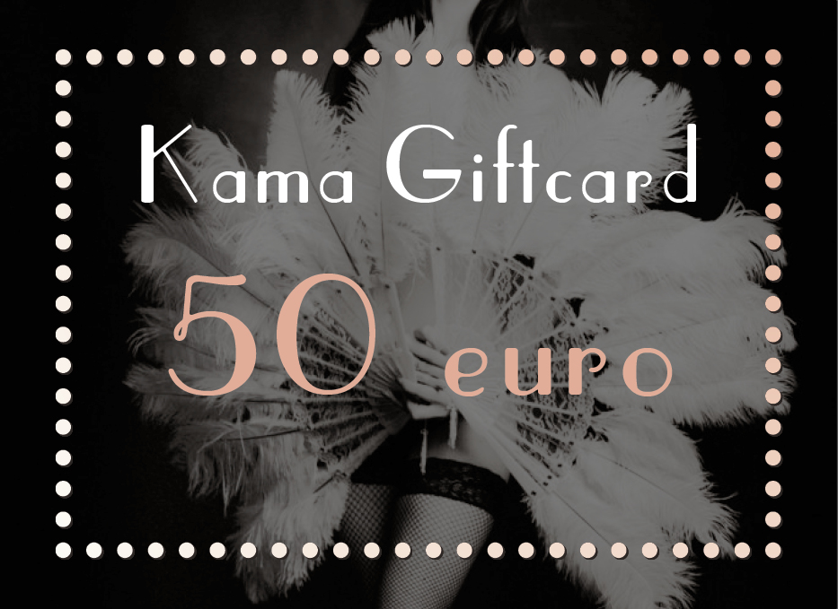 Kama gift card