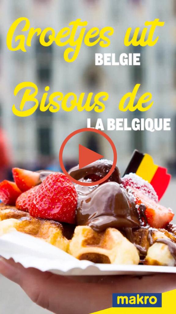 Groetjes uit Belgie